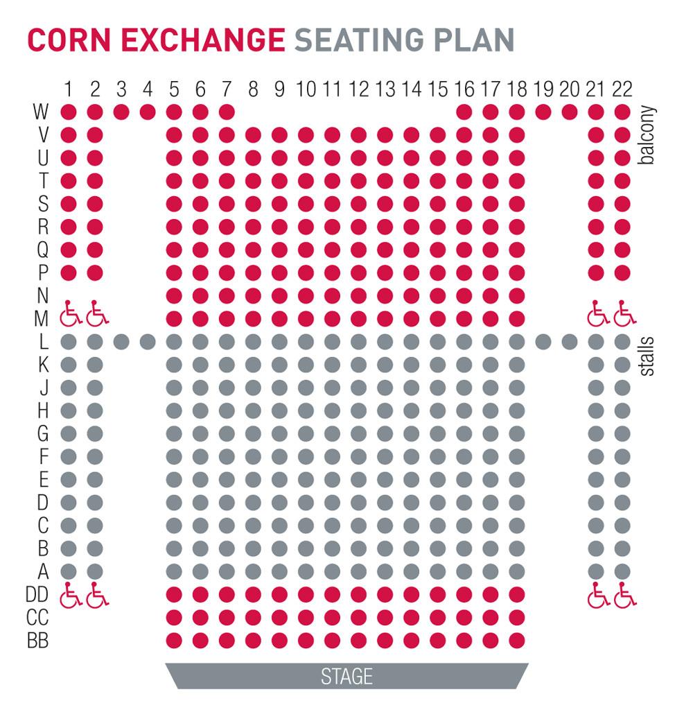 Rsc Live Julius Caesar Corn Exchange Newbury